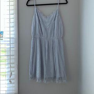 Abercrombie&Fitch light blue dress never worn!